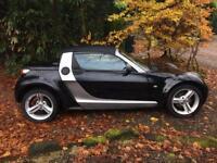 Smart Roadster 50+mpg