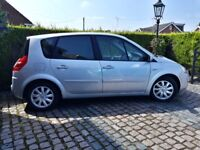 RENAULT SCENIC DYAMIQUE 1.5DCi 5DR DIESEL 2008 - 54,000 miles - nearly new tyre's