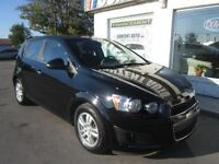 2012 Chevrolet Sonic LTautom hachback bluetooth mags