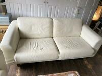 Free sofa for collection west London