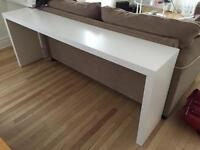 Table d'appoint roulante IKEA
