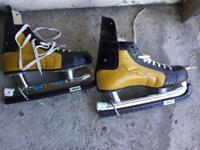 Ice skates size 7.5