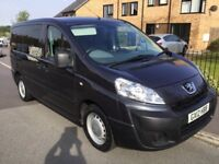 PEUGEOT EXPERT WHEELCHAIR ACCESS CAR 2012 2.0 HDi JUST 28K MILES STUNNING CONDITION