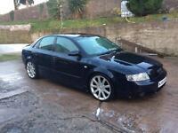 """2003 Audi A4 1.9 tdi (Jetta passat golf bora Toledo a3 mondeo vw bmw 18"""" alloy wheels"""