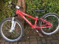 Specialized Hot Rock FSR Full suspension Alu kids 24inch wheel mountain bike