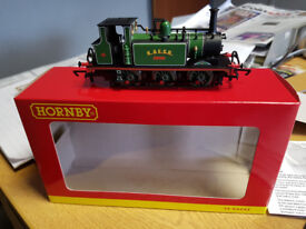 Hornby Terrier range limited edition Sutton and Whitechapel Locomotives brand new in boxes.