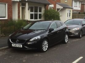 Volvo V40 SE LUX D2 start/stop Full Leather 2014 Not another Audi!