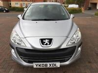 Peugeot 308 1.6 HDI excellent drive hpi clear