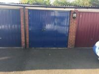 Secure garage for rent in excellent location