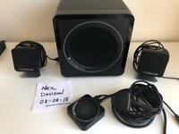 Cambridge Audi Minx M5 2.1 computer speakers