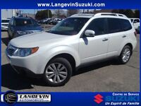 2012 Subaru Forester 2.5X Touring Package/TOIT PANO/AWD/MANUELLE