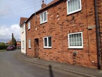 Furnished 1 bedroom house for rent, in lovely Village (South Ferriby)- fully refurbished