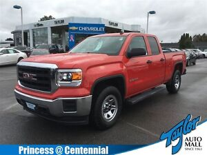 2014 GMC Sierra 1500 Short Box 4WD 1 Owner Accident Free