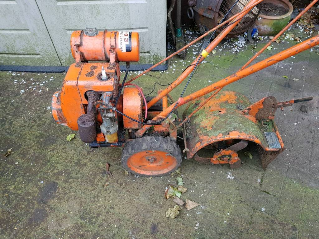 Rotavator Howard 200 In Beccles Suffolk Gumtree