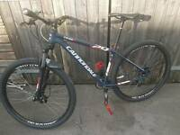 Cannondale trail 5 2015 mtb mountain bike 29er