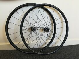 HED Ardennes Wheelset Thru Axle Disc Brakes 11s Compatible