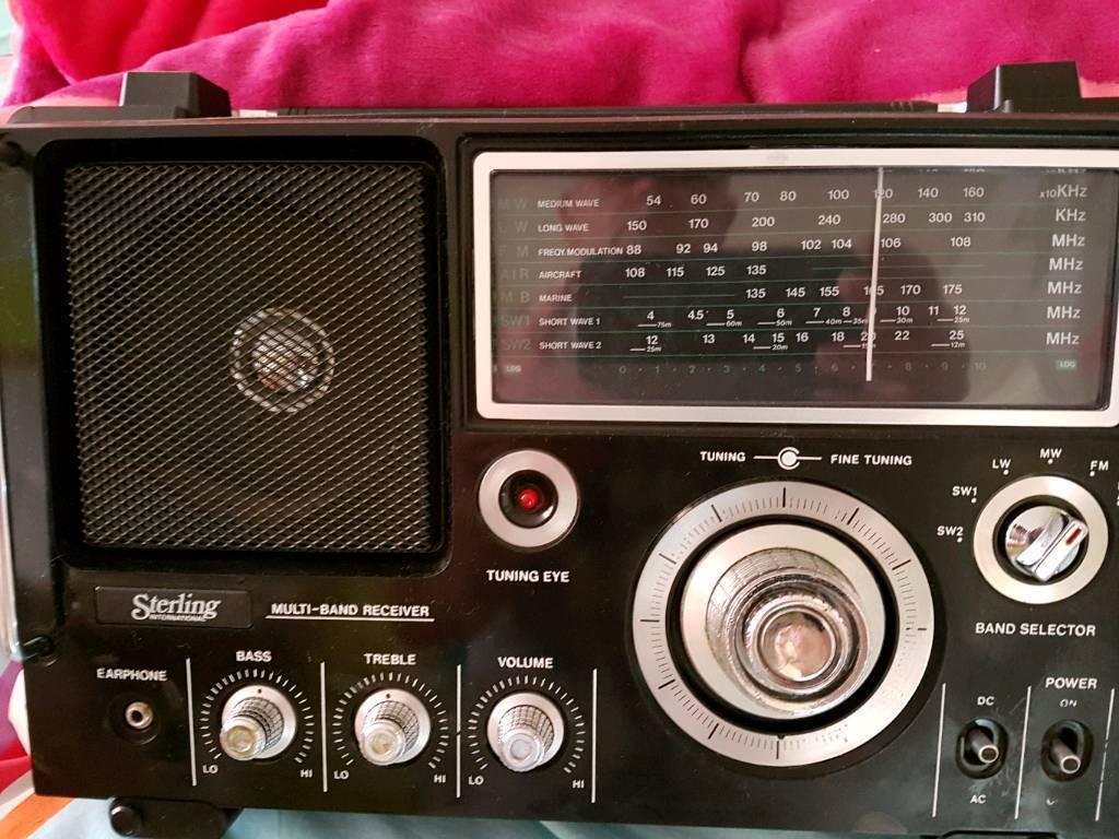 Multi band radio