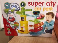 super city car park