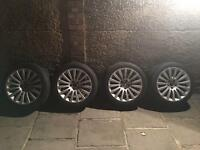 Genuine BMW alloys 7 series 19""