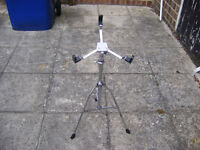 junior snare drum stand . brand new and unused