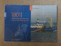 Dutch Hydrographic Office Chart Folio 1801 - North Sea Coast