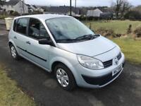 2005 Renault Scenic Expression 1.4 16v petrol