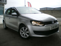 Volkwage Polo 1.6 TDI SE 5dr Manual * Full SERVICE HISTORY * Full MOT * 3 Months WARRANTY