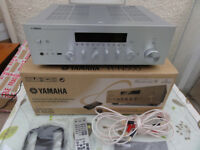 Yamaha R-N500 as New Hardly used See Photos