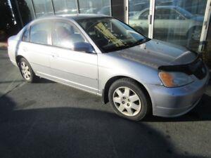 2002 Honda Civic AUTO SEDAN