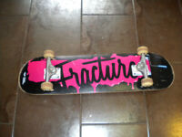Fracture Pro skateboard - abec 5 bearings - good condition