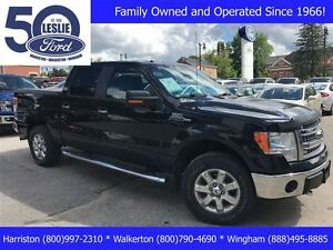 2013 Ford F-150 XTR Chrome PKG | 4X4 | One Owner