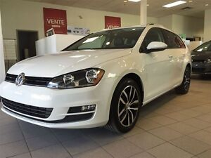 2015 Volkswagen Golf HIGHLINE AUTOMATIC CUIR TOIT PANO