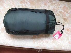 Brand new KOSI-Tec Lite SB161R sleeping bag, unused