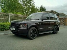 Range Rover with LPG - PX WELCOME