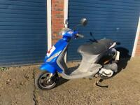 Piaggio zip 50cc moped scooter vespa honda yamaha gilera peugeot