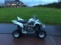 2006 YAMAHA RAPTOR 700R ROAD LEGAL (LOW MILES) / MAY PX OR SWAP