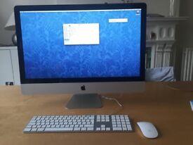 "Customised 2009 27"" iMac"