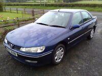 2000 Peugeot 406 1.8 LX (Mondeo/Vectra/Xantia/Passat)