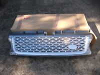 BRAND NEW IN WRAPPING RANGE ROVER SPORT AUTOBIOGRAPHY GRILL 2009 ONWARDS FACELIFT GRILLE
