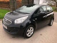 Kia Venga 1.4 Turbo Diesel **30 DAY ENGINE AND GEARBOX WARRANTY**
