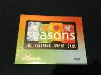Seasons: The Calendar Rummy Game - card game