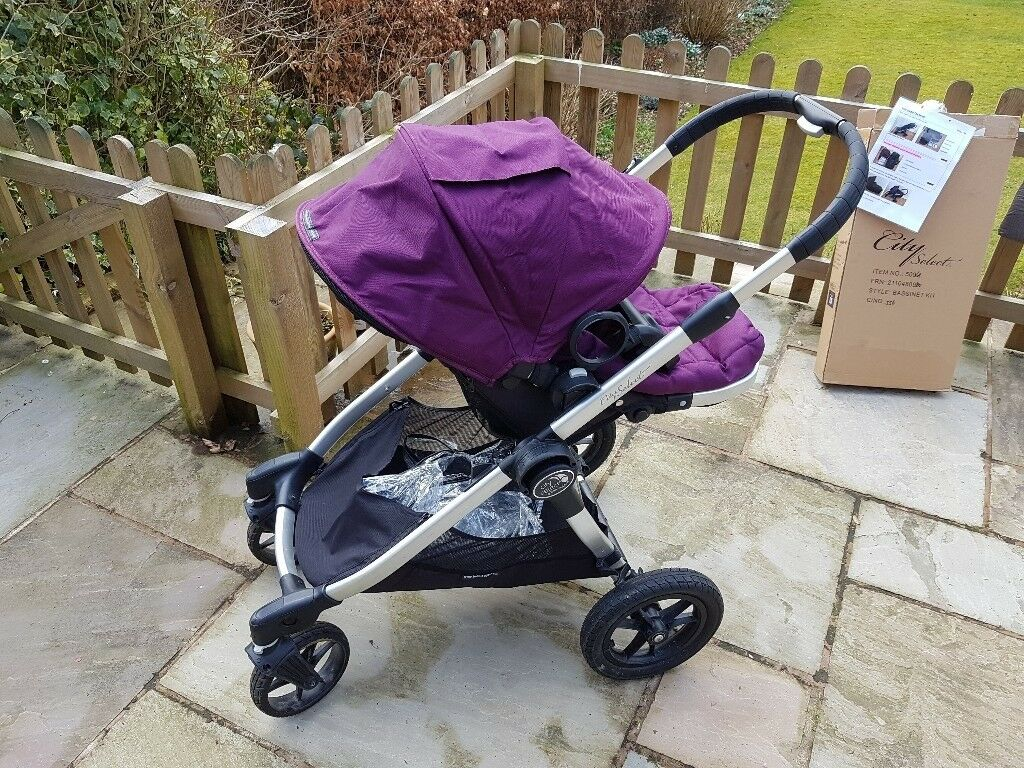 Baby Jogger City Select Accessories Carry Cot Foot Muff Babies Pram In Glossop Derbyshire Gumtree