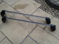 Genuine OEM roof bars for Mk3 Mondeo 2000 to 2007 - original Ford parts