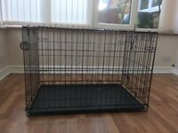 Dog Crate - Size Medium, single door