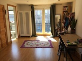 Big double ensuite room in friendly Holloway home