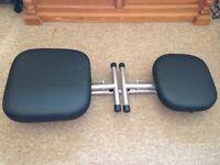 Darley reflexology chair