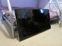 Panasonic Viera 4K 3D TV (TX-48CX400B) in great condition!