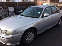 Rover75 diesel automatic 2ltr