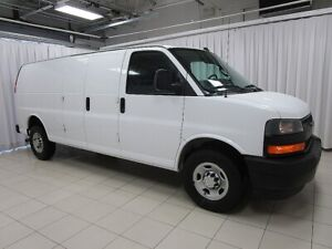2018 Chevrolet Express 3/4 TON EXTENDED LENGTH 5DR CARGO VAN 2PA
