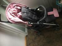 Silvercross stroller